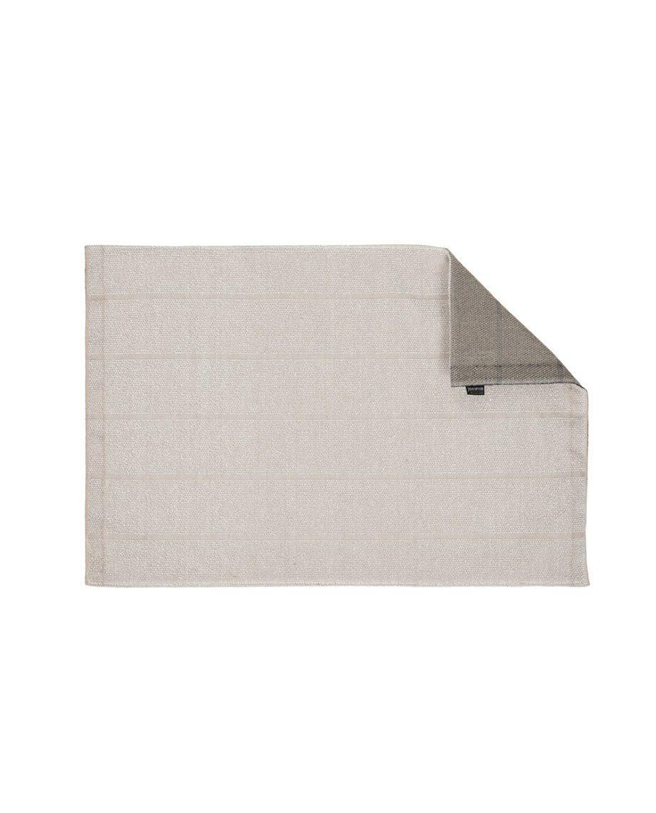 vappu saunassa kääntömatto kylpymatto laituri valkoinen_beige 75×50 WEB