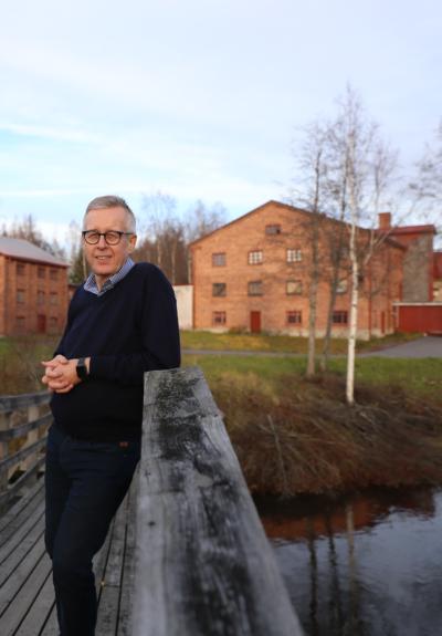 Toimitusjohtaja Timo Laurila